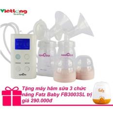 Chiết Khấu Sản Phẩm May Hut Sữa Spectra 9Plus Hut Đoi Tặng May Ham Sữa 3 Chức Năng Fatz Baby Fb3003Sl Trị Gia 290 000Đ