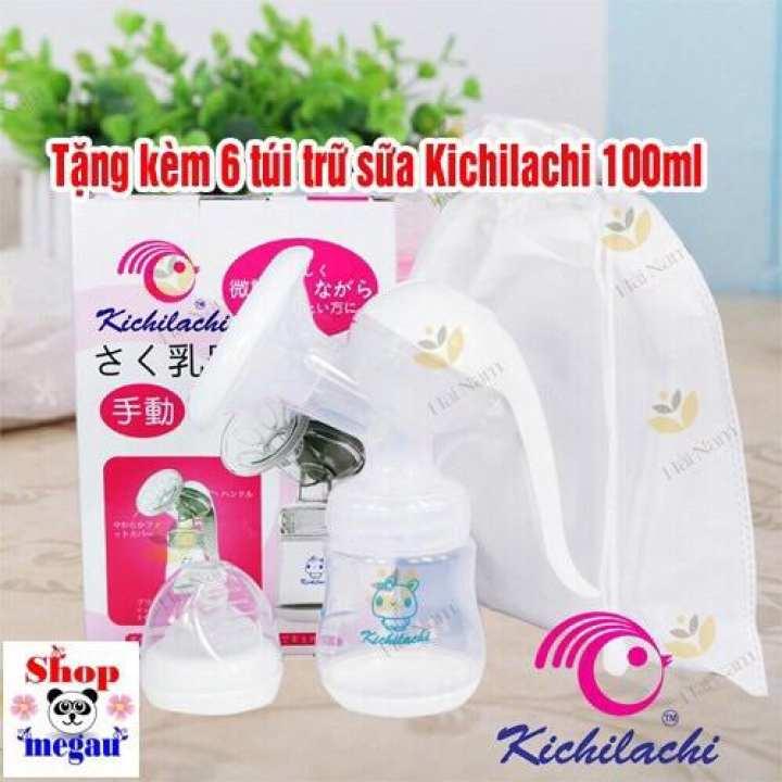 Máy hút sữa cầm tay kichilachi Nhật Bản