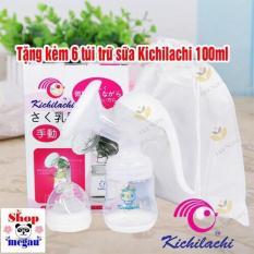 Chiết Khấu May Hut Sữa Cầm Tay Kichilachi Nhật Bản Có Thương Hiệu