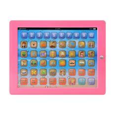 Hình ảnh Máy tính bảng học tập thông minh dành cho bé tập đọc và tập đếm
