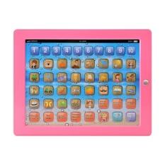 Hình ảnh Máy tính bảng thông minh cho bé học tâp ( hồng)
