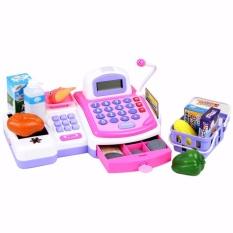 Hình ảnh Bộ đồ chơi máy tính tiền siêu thị