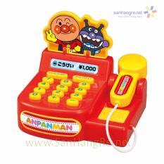 Hình ảnh Máy Tính Tiền Thị Anpanman Mini Chạy Pin Phát Tiếng