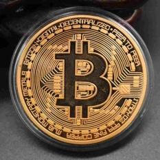 Hình ảnh Kim loại Mini Dễ Thương Bộ Sưu Tập Đĩa Bitcoin Huy Chương Có Mặt-quốc tế