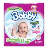 Mã Khuyến Mại Miếng Lot Bobby Newborn 1 88 Miếng Dưới 1 Thang Tuổi Rẻ
