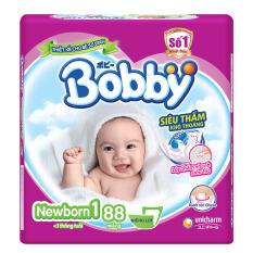 Giá Bán Miếng Lot Bobby Newborn 1 88 Miếng Dưới 1 Thang Tuổi Bobby Mới