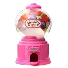 Hình ảnh Mini Kẹo Máy Đựng Gumball Máy Bán Hàng Tự Động Đồng Xu Hộp Quà Tặng Kid Cho Bé Đồ Chơi # Màu Hồng-intl