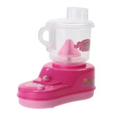 Hình ảnh Mini Electric Juicer Machine Kids Children Play House Toy Gift (Random Color) - intl