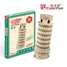 Hình ảnh Mô hình đồ chơi lắp ghép trí tuệ 3D Cubic Fun - Tháp nghiêng Pisa