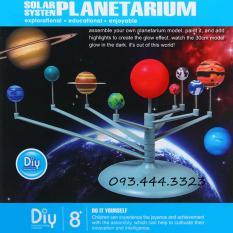 Hình ảnh Mô Hình Hệ Mặt Trời