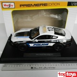Bán Mo Hinh O To Toptoys 1 18 Ford Mustang Gt Police 36203 Mới
