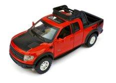 Bán Xe Mo Hinh Sắt Tỉ Lệ 1 32 Kiểu Dang Xe Ban Tải Ford Raptor Đỏ Mới