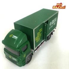 Hình ảnh Mô hình xe Chở hàng 6010 (Xanh)
