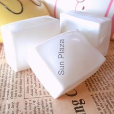 Hình ảnh Mochi Squishy Đậu Phụ - MOCHI ĐẬU PHỤ TRONG TRẮNG- Bóp cực phê giúp giảm Stress - Squishy Giá Rẻ - Squishy Shop