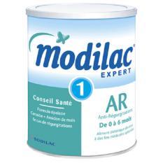 Sữa Modilac Expert AR 1 (900g) 0-6 tháng Chống Trào Ngược