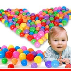Hình ảnh Moonar 100 cái/lốc Công Viên Giải Trí Nhiều Màu Sắc Nhựa Mềm Dương Bóng Cho Bé Trẻ Em Chơi Game Bóng-quốc tế