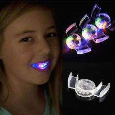 Hình ảnh Moonar-Đèn LED-lên Phát Sáng Răng Nhấp Nháy Bảo Vệ Miệng Mảnh Cho Tiệc Hóa Trang Halloween Rave Sự Kiện-quốc tế