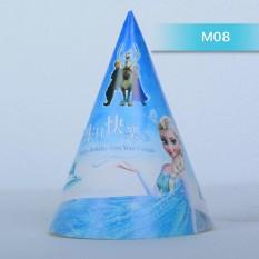 Hình ảnh Mũ sinh nhật cho bé hình công chưa Elsa MS08