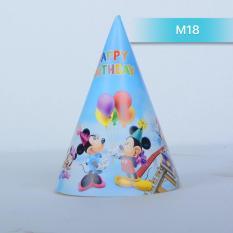 Hình ảnh Mũ sinh nhật hình Mikey cho bé Ms18