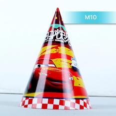 Hình ảnh Mũ sinh nhật hình ô tô cho bé MS10