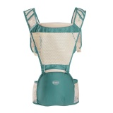 Ôn Tập Tốt Nhất Multifunction Baby Hipseat Breathable Mesh Baby Carriers Toddler Backpack Baby Sling Infant Waist Stool Intl