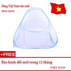 Bán Mung Chụp Tự Bung Chống Muỗi 1M8 X 2M Hang Việt Nam Hải Dương Rẻ