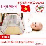 Bán Mung Chụp Tự Bung Chống Muỗi Đỉnh Rộng 1M8 X 2M Binh Minh Hang Việt Nam Hà Nội