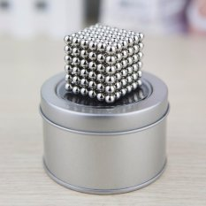 Hình ảnh Nam châm xếp hình thông minh Magcube BukyBalls 216 viên 5mm tròn