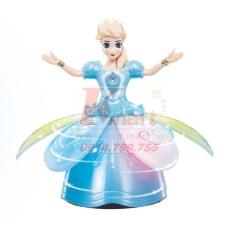 Nàng tiên tuyết múa theo nhạc dùng pin Snow Dance