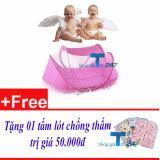 Cửa Hàng Nệm Mung Co Nhạc Cho Be Tăng 01 Chiếu Chống Thấm Hồng Giá Tốt 247 Hà Nội