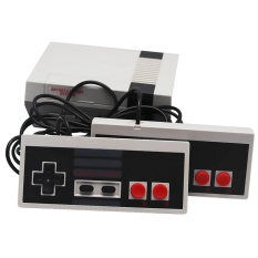 Hình ảnh NES Mini Red White Machine American Version of The Family Game Machine Video Game Console 8 Host Built-in 500 Classic Game - intl
