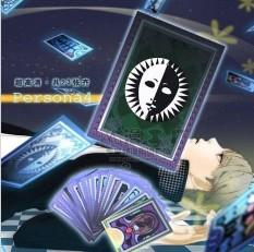Hình ảnh Mới Persona 4 Đấu Trường Ultimax Thẻ Bài Tarot Búp Bê Cosplay Game 23 Thẻ Bộ Divi Quà Tặng-intl