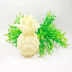 Hình ảnh Newworldmall New Gift Funny Toys Night Light LED Pineapple Glowing Sight Children Vinyl Table Lamp Kids - intl