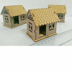 Hình ảnh Nhà ghép gỗ