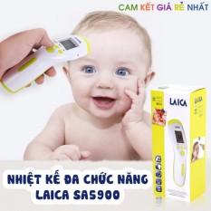 Nhiệt kế điện tử đa chức năng LAICA SA5900