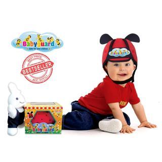 Mũ bảo hiểm bảo vệ đầu trẻ em BABYGUARD - hàng chính hãng (Nón an toàn cho bé tập bò, tập đi, đạp xe, đi xe máy) thumbnail