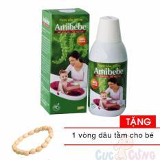 Bán Mua Nước Tắm Trẻ Em Amibebe 250Ml Tặng 1 Vong Dau Tằm Cho Be Hồ Chí Minh
