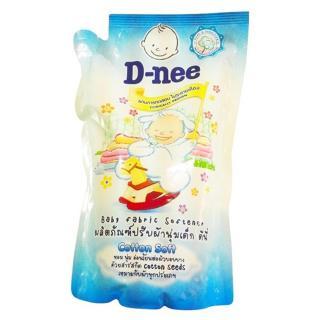 Nước xả mềm vải Dnee 600 gói trắng cv thumbnail