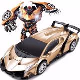 Giá Bán O To Biến Hinh Thanh Robot Transformers Điều Khiển Từ Xa None Nguyên