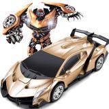 Giá Bán O To Biến Hinh Thanh Robot Transformers Điều Khiển Từ Xa Red None Tốt Nhất
