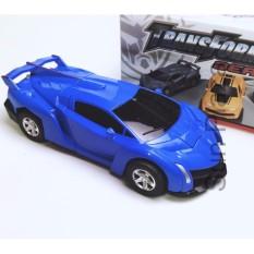 Hình ảnh Ô tô biến hình thành Siêu nhân - Ô tô biến hình thành robot Transformers