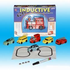Oto đồ Chơi Cảm Biến Chạy Theo Nét Bút Vẽ – Inductive Toys Car By Đồ Chơi 123