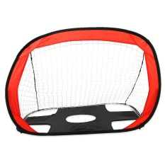 Outdoor Sport Foldable Kid Football Goal Door Set Children Soccer Gate Toy - Intl By Goodlife Shopping.