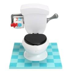 Hình ảnh OZ Toilet Vui Nhộn Bảng Trò Chơi Âm Thanh Hiệu Ứng cho Trẻ em Đồ Chơi Vui Nhộn-quốc tế