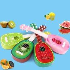 Hình ảnh Peradix Dễ Thương Đồ Chơi Đàn Guitar Họa Tiết Trái Cây Trẻ Em Giáo Dục Tặng Brinquedo-quốc tế