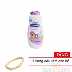 Phấn Dưỡng ẩm Cho Trẻ Kodomo 180g - Gentle Soft (hồng) TẶng 1 Vòng đeo Tay Dâu Tằm Cho Trẻ By Shop Baby Chick.
