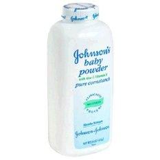 Phấn Thơm Chống Hăm Hut Ẩm Cho Da Be Johnson Johnson Baby Powder Aloe Ver Vitamin E Vitamin E Pure Cornstarch 425G Johnson S Baby Rẻ Trong Hồ Chí Minh