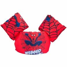 Bán Phao Bơi Trẻ Em Be Từ 2 Đến 8 Tuổi Phao Đeo Tay Spiderman Chất Liệu Cao Cấp Tieu Chuẩn Eu Popo Sports Red Mới