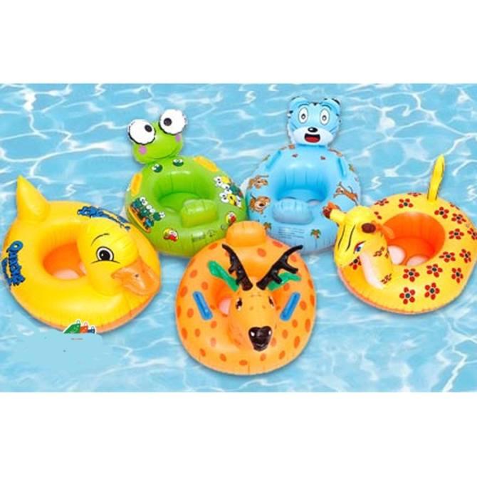 Hình ảnh Phao bơi trẻ em hình thú ngộ nghĩnh