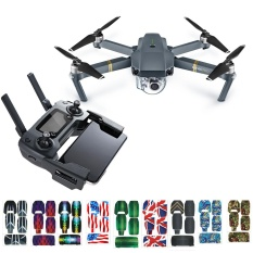 Hình ảnh Protection Skin Sticker With Remote Control Shell Stickers for DJI Mavic Pro New - intl